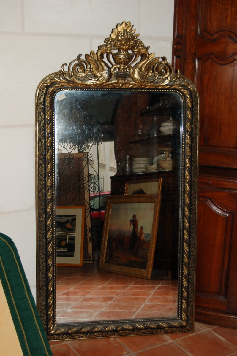miroir napol on iii 75 663