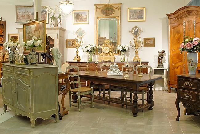 suite de six chaises proven ales de style louis xv peintes 94 471. Black Bedroom Furniture Sets. Home Design Ideas